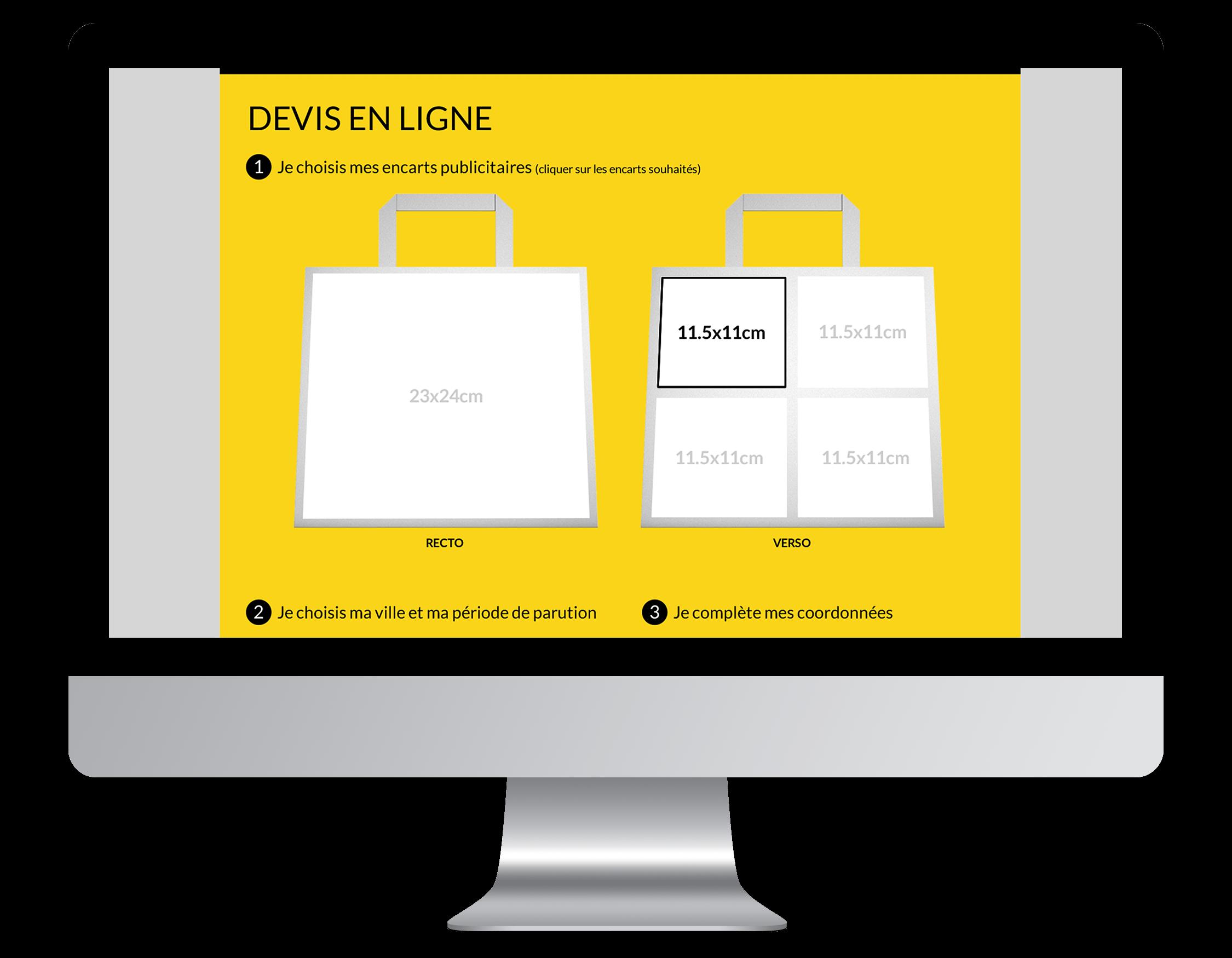 Création graphique site internet