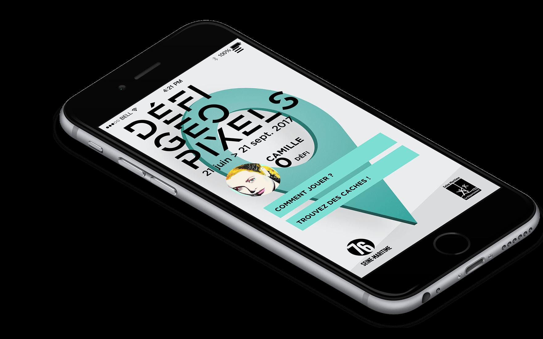 Développement application smartphones