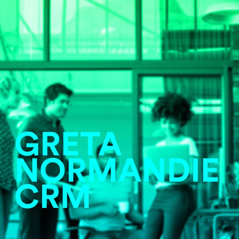 Logiciel Gestion de la relation client (CRM) GRETA