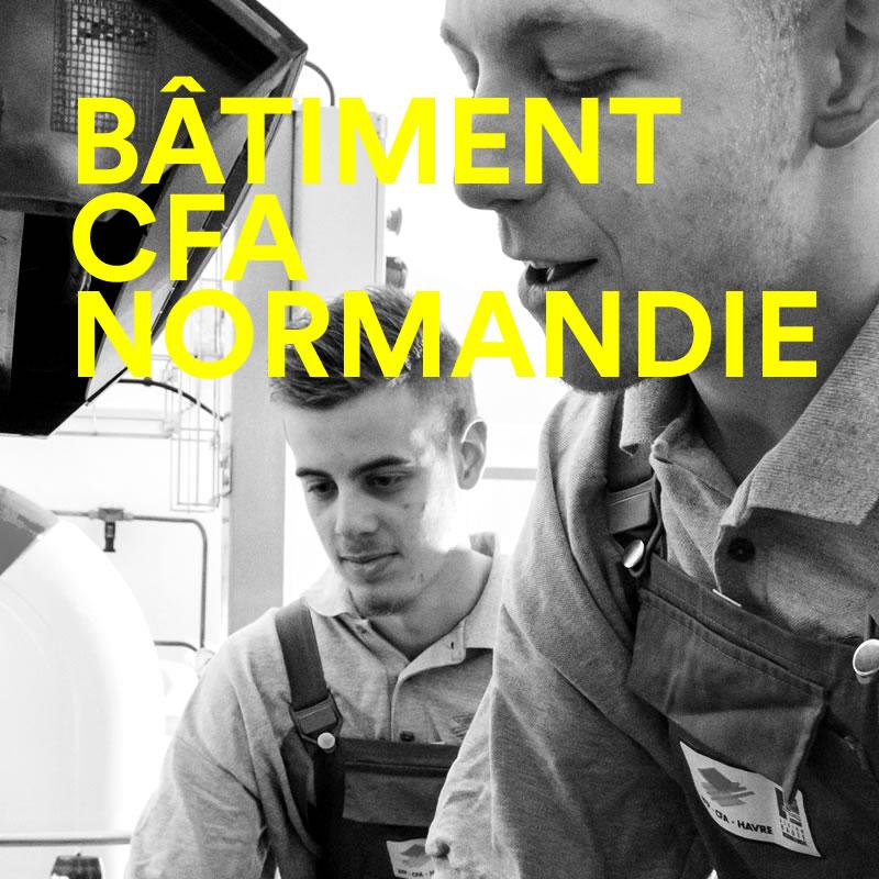 Site internet Site internet Bâtiment CFA Normandie
